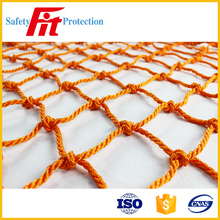 Hard sports nylon net for climbing