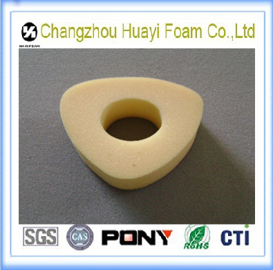 custom made soft pu foam products