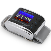 low level laser therapy laser watch for elder treat hypertension hyperlipidemia