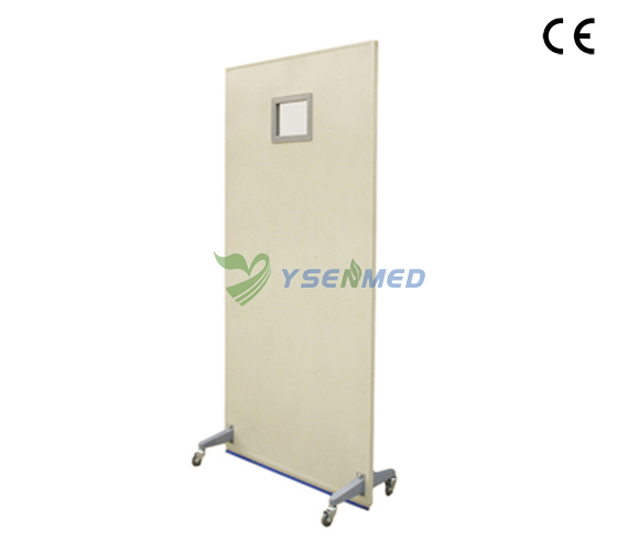 YSX1608 Lead Screen Price X-ray Protection Lead Screen X-ray Lead Screen