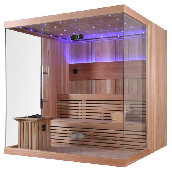 Construir una sauna nueva casa weider gimnasio venta cmo - Construir una sauna ...