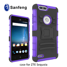 For ZTE Blade Z MAX / ZMAX PRO 2 / Sequoia Hybrid Case