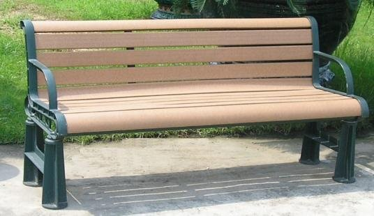 Cheap modern outdoor public garden plastic wood bench buy outdoor long wood benches wood Cheap outdoor bench