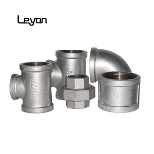 "elbow manufacturer galvanized butt welding fittings equal tee 2"" market union"
