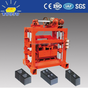 china wholesale market QTJ4-40 bricks machine for building house materials presses ecological bricks
