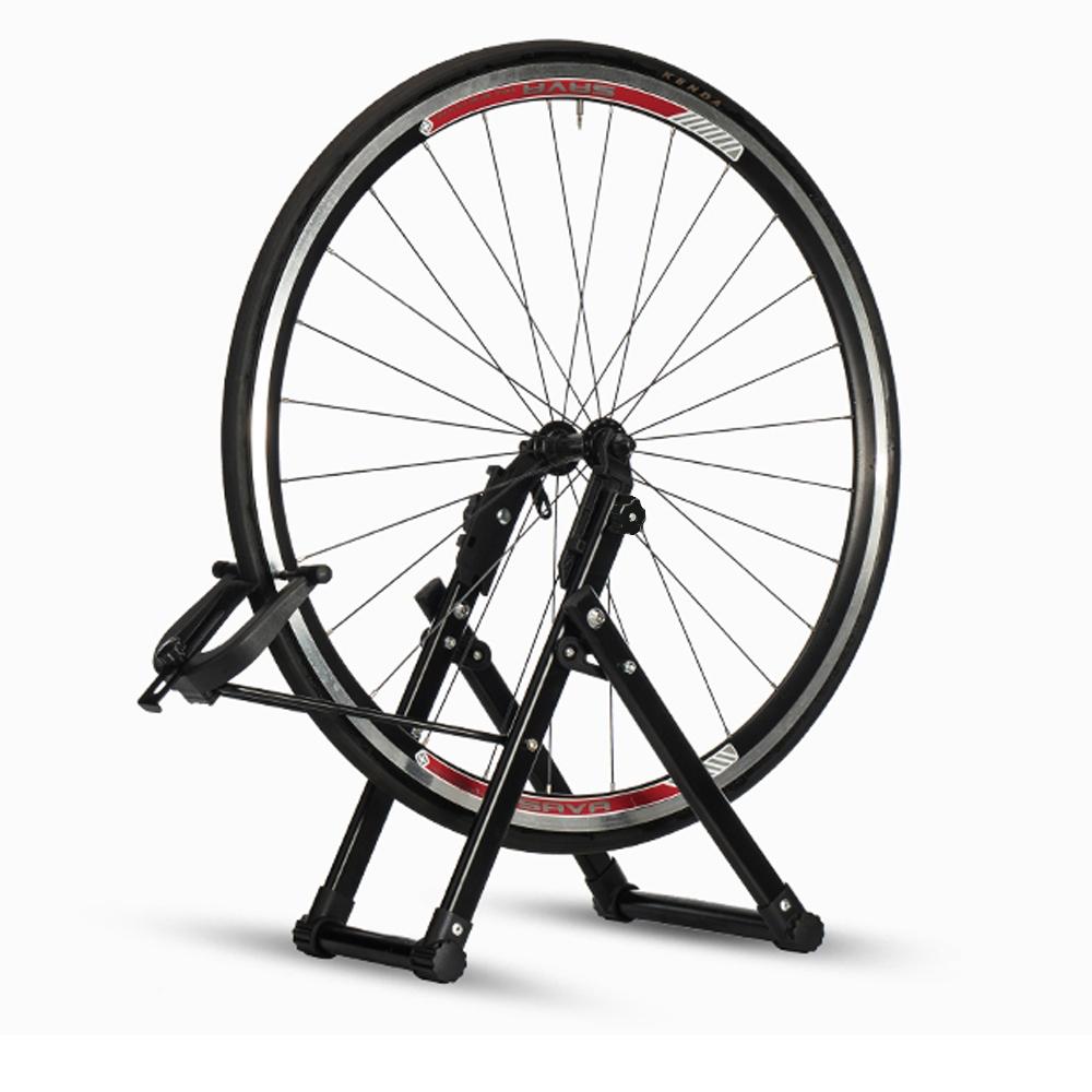 1 X Bike Wheel Repair Truing Stand Platform Mechanic Thru Axle Adaptor Hot