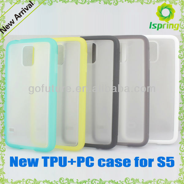 2014 Stylish for S5 blank case for uv printing machine
