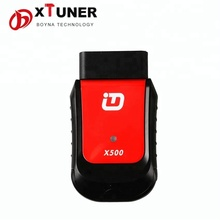 XTUNER X500 Bluetooth Auto Diagnostic tool works with Android Phone OBDII Scanner