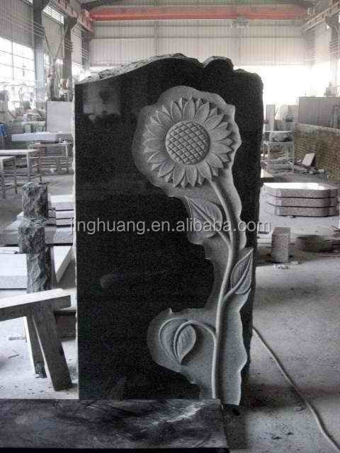 Wholesale chinese polished marble tombstone