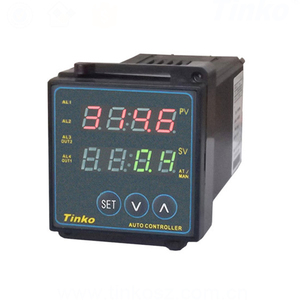 High quality made in China 420ma dual digital pid temperature and humidity controller pt100
