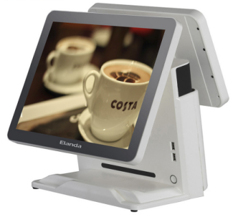 Device Cash Register Touch Screen Hardware All In One Offline Terminal Machine Retail Pos System