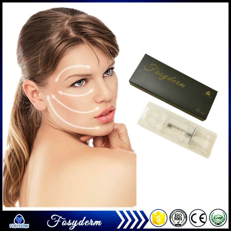 Factory sale breast enhancement gel injection 10ml facial ha filler fillers with 1ml 2ml syringe