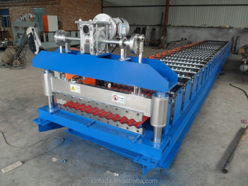 Corrugated Roofing Plate Roll Forming Machine Buy