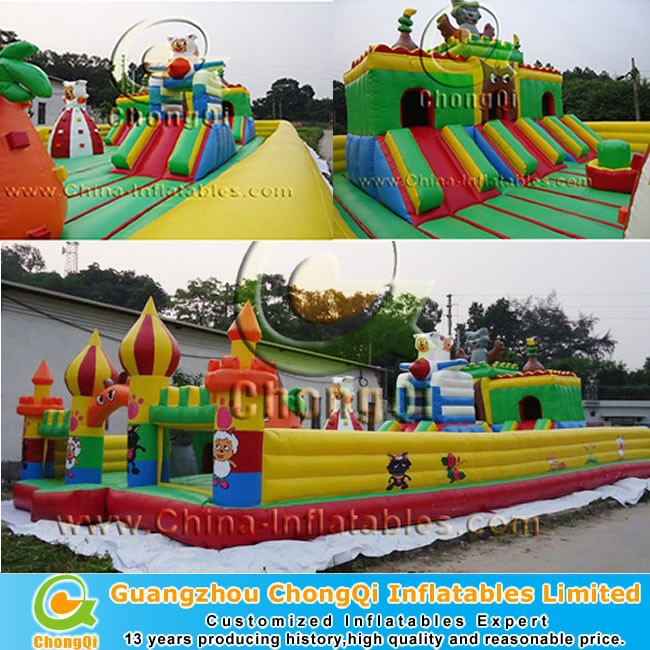 Inflatable Party Island For