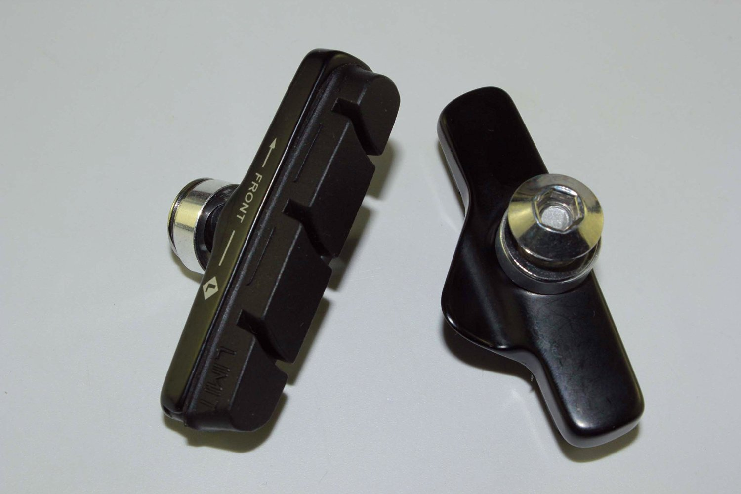 Rubber Brake Pad Inserts for Campagnolo Record /& Chorus Road Brake Shoes Campag