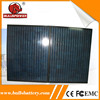 170w High efficiency polycarbonate solar panel solar thermal collector