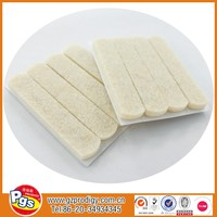 Furniture protector felt pads glass table/floor protector for office chairs