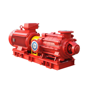 Defu high pressure electric motor driven fire fighting pump