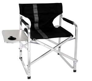 Director Aluminum Folding Picnic Camping Chair
