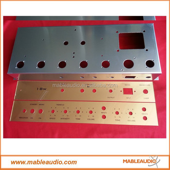 18watt Tremolo Ampilifier Chassis/ Guitar Amp Chassis - Buy Marshall Diy  Amplifier Chassis,Audio Amplifier Chassis,Diy Amp Chassis Product on