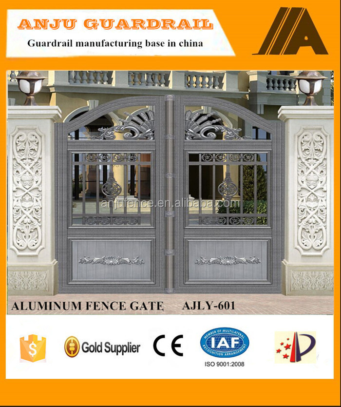 High Quality New Design House Gate Color Ajly-610