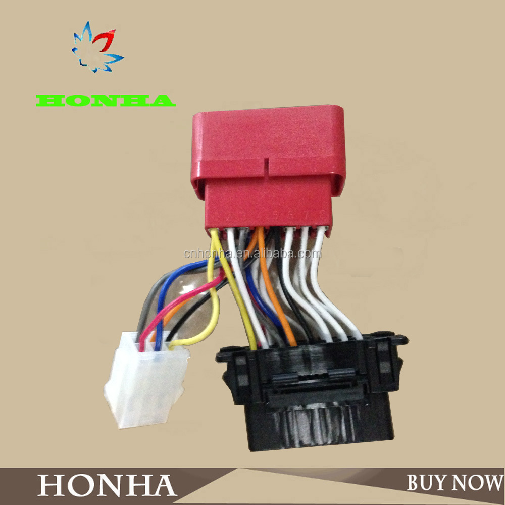 Auto Molex 2 Pin Male And Female Connector High Quality Wire Medical Wiring Harness