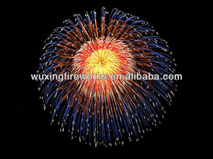"4"" Display Shell 1.3G professtional fireworks"