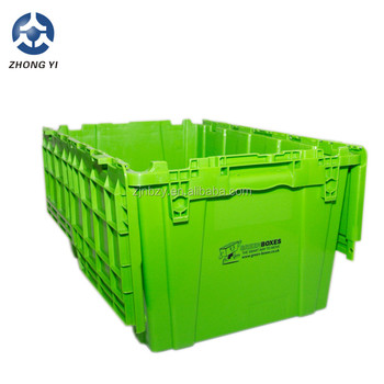 2017 Stackable Plastic Moving box