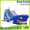 New Point Used Inflatable Slides on sale ,China PVC Used Inflatable Slides for kids