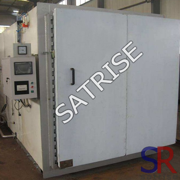vertical type sterilization boiler for mushroom growing