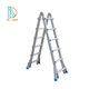 Used Aluminum Folding Extension Ladders For Sale