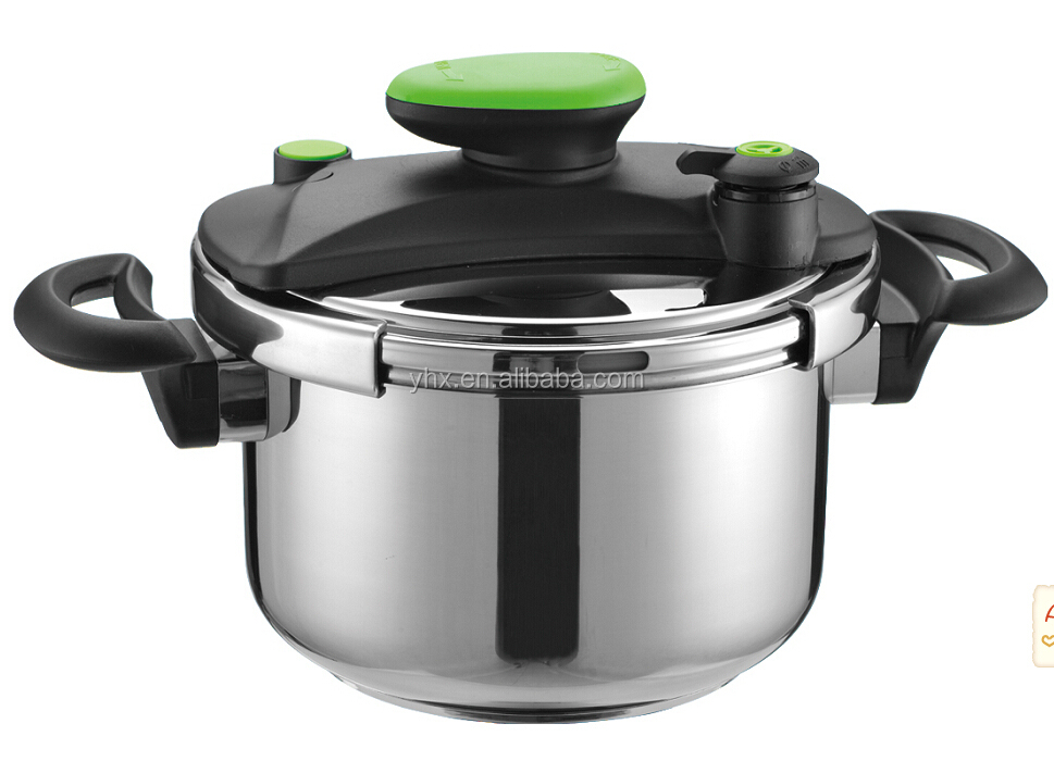 High Pressure Gas Cooker : Electric high l aluminium polished pressure korea gas