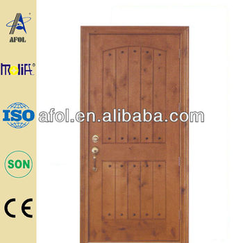 Afol Clic Old Style Wood Doors For