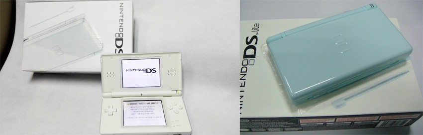 ds lite for nintendo console