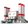 New designed factory price HZS180 modular concrete batching plant with 29 years experience
