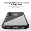 2017 VMAX Tempered Glass Armor Plus Soft TPU+ PC Back Cover Case With Airbag for iPhone X 10