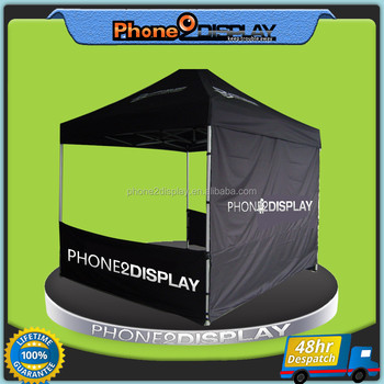 10ft promotional Pop Up Gazebo folding beach tent for trade show