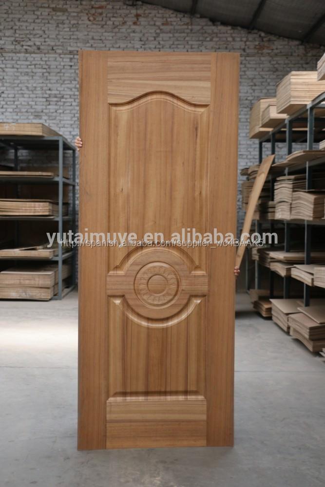 Puertas principales de madera portones principales for Puerta principal de madera