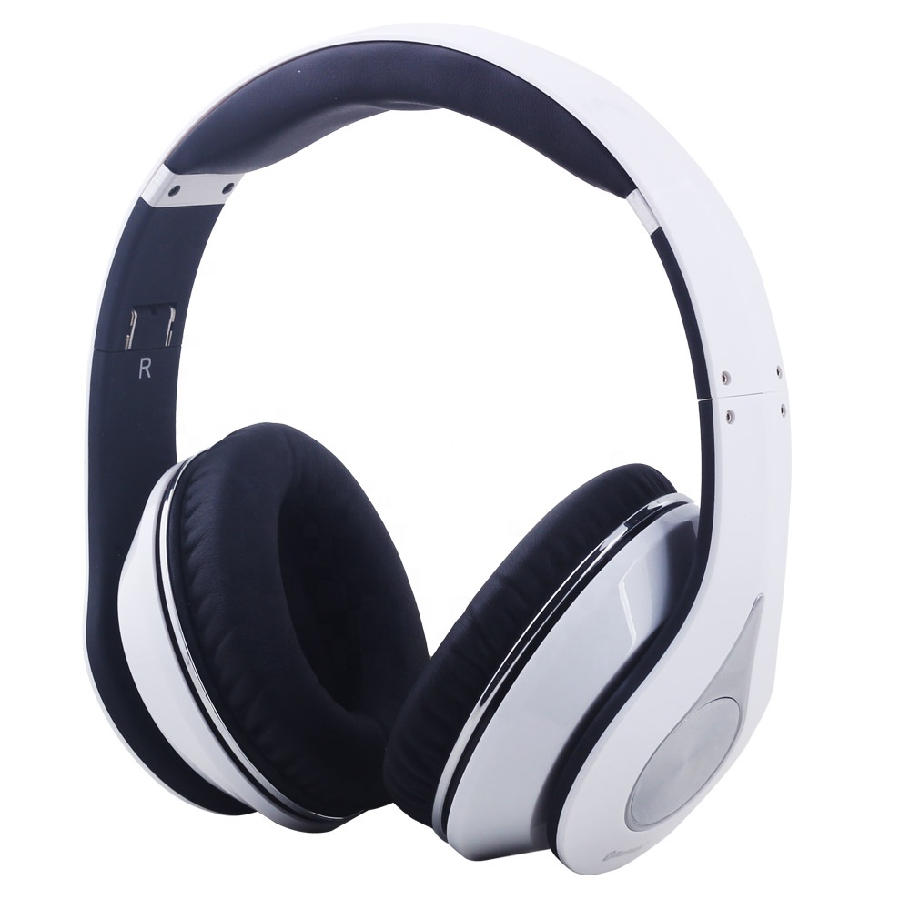 August EP640 Wireless Headphones <strong>Bluetooth</strong> Over Ear 4.1 Stereo Headphones with Microphone / NFC / aptX Headset for Phone,PC