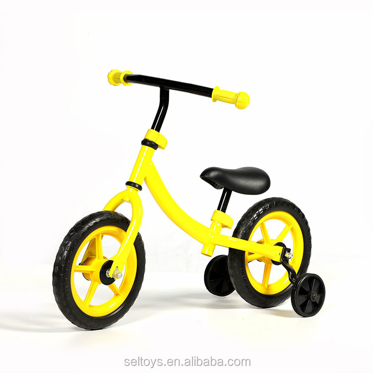 Wholesale Multi-functional walking learning toy kids balance bike/baby first bike balance cycle/CE 2 in 1
