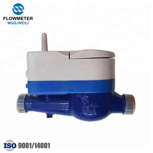 lora water meter smart water meters wireless water meter