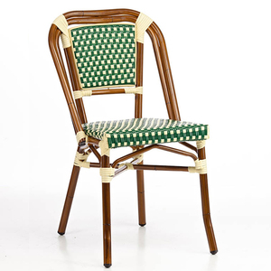 Rattan And Bamboo Furniture Outdoor Furniture Garden Rattan French Bistro Chairs