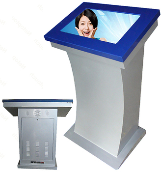 High quality 42 inch multi touch screen kiosk