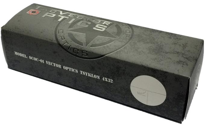 Vector Optics Minotaur 12-60x60 5x Power Range Rifle Scope met Torentje Lock Functie voor Jacht