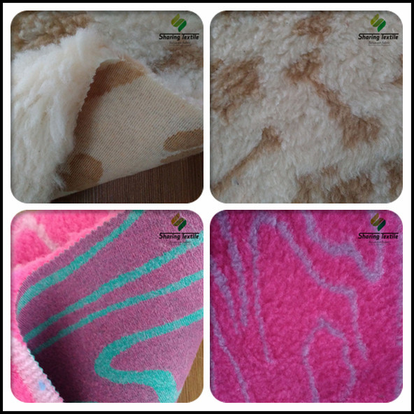 Wholesales Non Slip Back Vet Bedding/Non Slip Back Dog Bed/Paw Pattern Non Slip Back Dog Bed