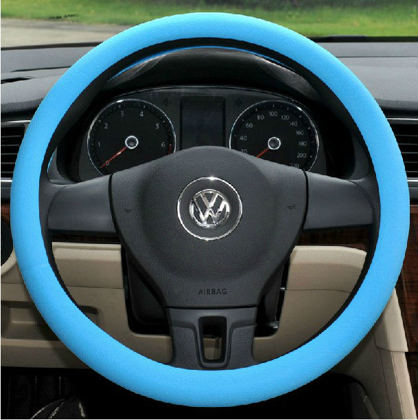 Wholesale 12,13,14inch Silicone Steering Wheel Cover