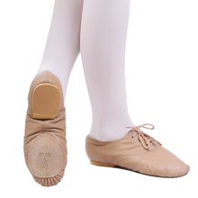 Women Jazz Shoes, Full Leather Dance Shoes, Ballroom Dance Shoes