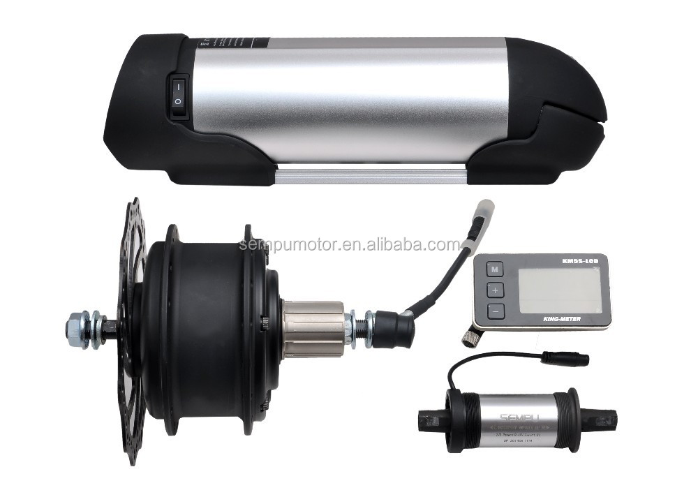 pedelec , 36V 250W rear motor conversion kit