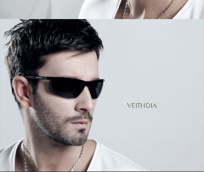 d8f211e474 Hot!! 2014 VEITHDIA 6520 Men s Sunglasses Brand Polarized Sunglasses ...