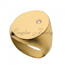 wide brand gold jewelry brand ring diamond